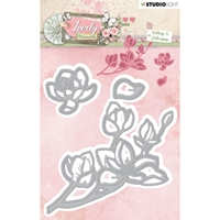 Εικόνα του Studio Light Lovely Moments Cutting & Embossing Die - No. 212