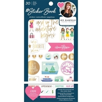 Εικόνα του American Crafts Sticker Book - Jen Hadfield