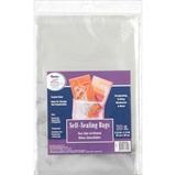 """Εικόνα του Darice Self-Sealing Bags - 8.75""""X11.75 Clear"""