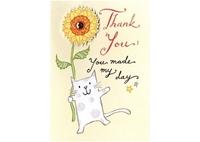 Εικόνα του Ευχετήριες Κάρτες Yours Truly - You Made My Day