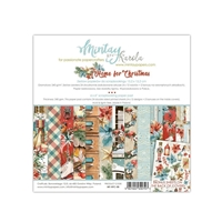 Εικόνα του Karola Witczak Μπλοκ Scrapbooking  6X6 - Home for Christmas