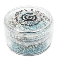 Εικόνα του Andy Skinner Cosmic Shimmer Mixed Media Embossing Powder - Crystal Glaze