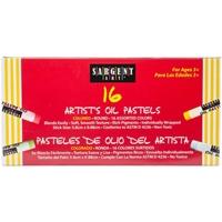 Εικόνα του Sargent Art Oil Pastels Set of 16 - Λαδοπαστέλ