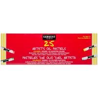 Εικόνα του Sargent Art Oil Pastels Set of 25 - Λαδοπαστέλ