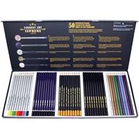 Εικόνα του Sargent Art Supreme Artist Pencil Set 50/Pkg - Χρωματιστά μολύβια