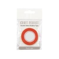 """Εικόνα του Craft Perfect Red Line Tape .23"""" - Ταινια Διπλης Οψης"""