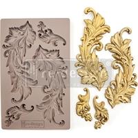 Εικόνα του Prima Re-Design Καλούπι Σιλικόνης - Baroque Swirls