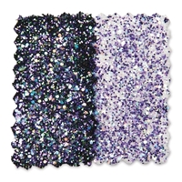 Εικόνα του Fabric Creations Fantasy Glitter Fabric Paint 2oz - Pegasus Purple