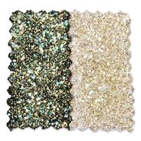 Εικόνα του Fabric Creations Fantasy Glitter Fabric Paint 2oz - Pirate's Gold