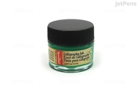 Εικόνα του Speedball Calligraphy Ink - Emerald Green