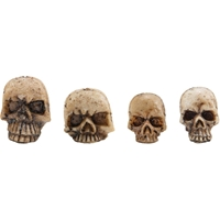 Εικόνα του Tim Holtz Idea-Ology Resin Skull Fragments 12/Pkg