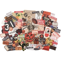 Εικόνα του Tim Holtz Idea-ology Ephemera Pack - Halloween