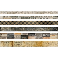 Εικόνα του Tim Holtz Idea-Ology Design Tape 6/Pkg - Halloween