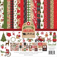 "Εικόνα του Echo Park Collection Kit 12""X12"" - My Favorite Christmas"