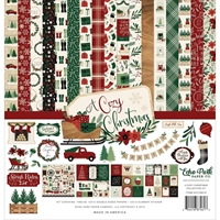 "Εικόνα του Echo Park Collection Kit 12""X12"" - A Cozy Christmas"