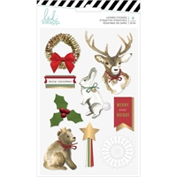 Εικόνα του Heidi Swapp Winter Wonderland Layered Stickers