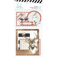 Εικόνα του Heidi Swapp Winter Wonderland Ephemera Die-Cuts