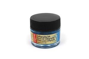 Picture of Speedball Calligraphy Ink - Indigo Blue