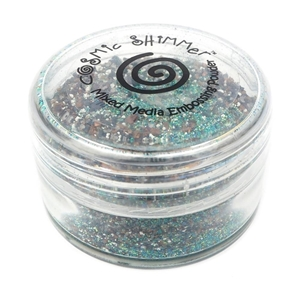 Picture of Andy Skinner Cosmic Shimmer Mixed Media Embossing Powder - Funky Cold Patina
