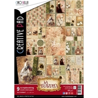 Εικόνα του Ciao Bella Double-Sided Paper Pack A4 - La Traviata