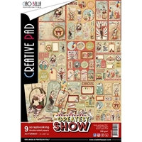 Εικόνα του Ciao Bella Double-Sided Paper Pack A4 - The Greatest Show