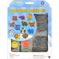 Εικόνα του Suncatcher Group Activity Kit - Zoo