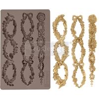 Εικόνα του Prima Re-Design Καλούπι Σιλικόνης - Floral Chain