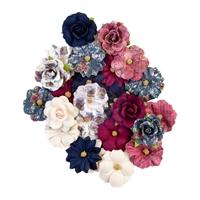 Εικόνα του Darcelle Mulberry Paper Flowers - Lost Memories