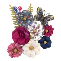 Εικόνα του Darcelle Mulberry Paper Flowers - Glamorous Moment