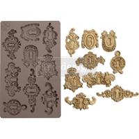 Εικόνα του Prima Re-Design Καλούπι Σιλικόνης - Grandeur Keyholes