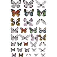 Εικόνα του Idea-Ology Transparent Acetate Wings