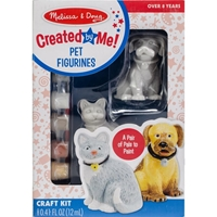 Εικόνα του Decorate Your Own Figurines Kit - Pet