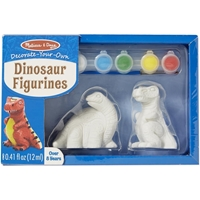 Εικόνα του Decorate Your Own Figurines Kit - Dinosaur