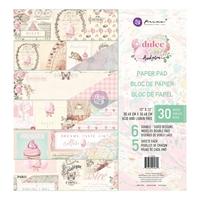 """Εικόνα του Prima Marketing Μπλοκ Scrapbooking 12""""X12"""" - Dulce"""
