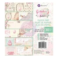 """Εικόνα του Prima Marketing Double-Sided Paper Pad 6""""X6"""" - Dulce"""