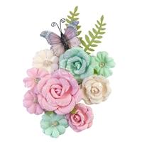 Εικόνα του Dulce Mulberry Paper Flowers - Sweet Confection