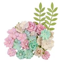 Εικόνα του Dulce Mulberry Paper Flowers - Sweet Treats
