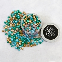 Εικόνα του Frank Garcia Memory Hardware Glass Pearls - Gilded