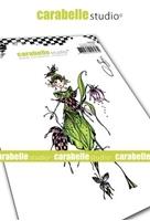 Εικόνα του Carabelle Studio Cling Stamp A6 by Soizic - Une Fee