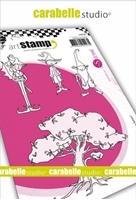 Εικόνα του Carabelle Studio Cling Stamp A6 by Sultane - The Tree of the Wishes