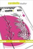Εικόνα του Carabelle Studio Cling Stamp A6 by Sultane - Mimosa and Wisteria