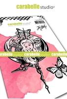 Εικόνα του Carabelle Studio Cling Stamp A6 by Jen Bishop - Mécanique du Temps