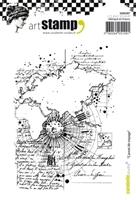 Εικόνα του Carabelle Studio Cling Stamp A6 - Carnet de Voyage