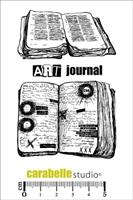 Εικόνα του Carabelle Studio Cling Stamp A7 - Art Journal