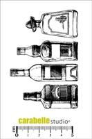 Εικόνα του Carabelle Studio Cling Stamp A7 - Apéritif