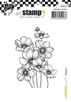 Εικόνα του Carabelle Studio Cling Stamp A7 - Flowers