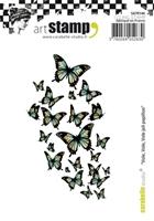 Εικόνα του Carabelle Studio Cling Stamp A7 - Vole, Vole, Vole Joli Papillon