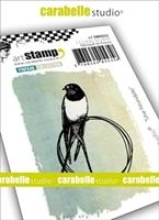 Εικόνα του Carabelle Studio Cling Stamp Mini - Une Hirondelle