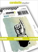 Εικόνα του Carabelle Studio Cling Stamp Mini - Par Ici