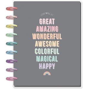 Picture of Happy Planner 12-Month Dated Classic Planner - Pastel Dreams